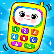 Baby Phone for toddlers – Numbers, Animals & Music  3.8