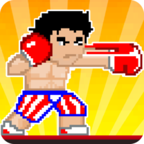 Boxing Fighter ; Arcade Game 13