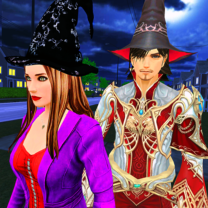 Halloween Witch and Wizard Adventure 2.3.1