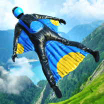 Base Jump Wing Suit Flying  1.0