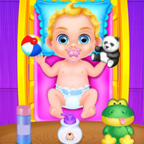 Babysitter Crazy Baby Daycare – Fun Games for Kids  1.0.10
