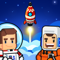Rocket Star Idle Space Factory Tycoon Game  1.49.1