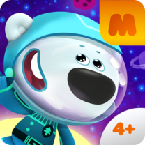 Be-be-bears in space 1.210419