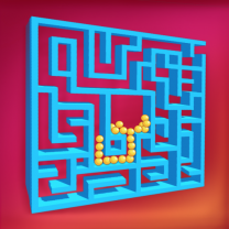 Ball Maze Rotate 3D – Labyrinth Puzzle 1.03