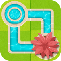 Water Connect Puzzle – Logic Brain Game  1.0.0.13